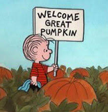 Great Pumpkin Trick or Treat Hallway