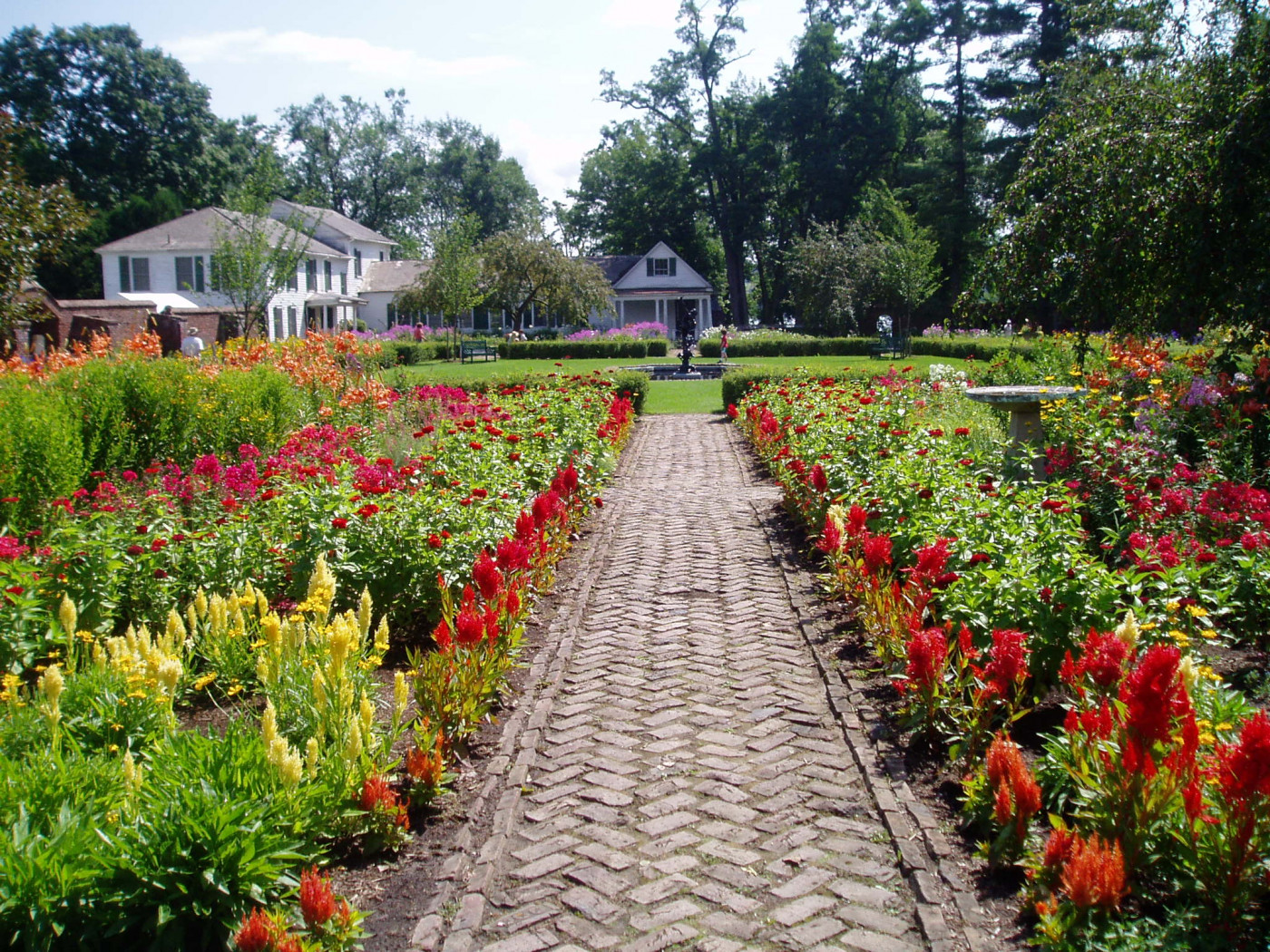 AARCH Tour: The Pells of Ticonderoga & The King's Garden