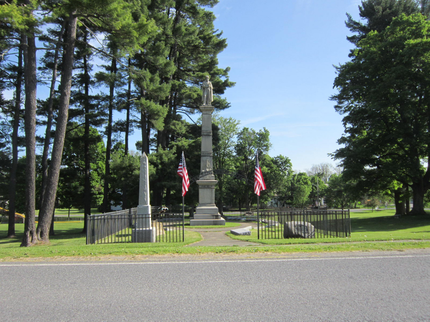 Veterans' Memorial Park