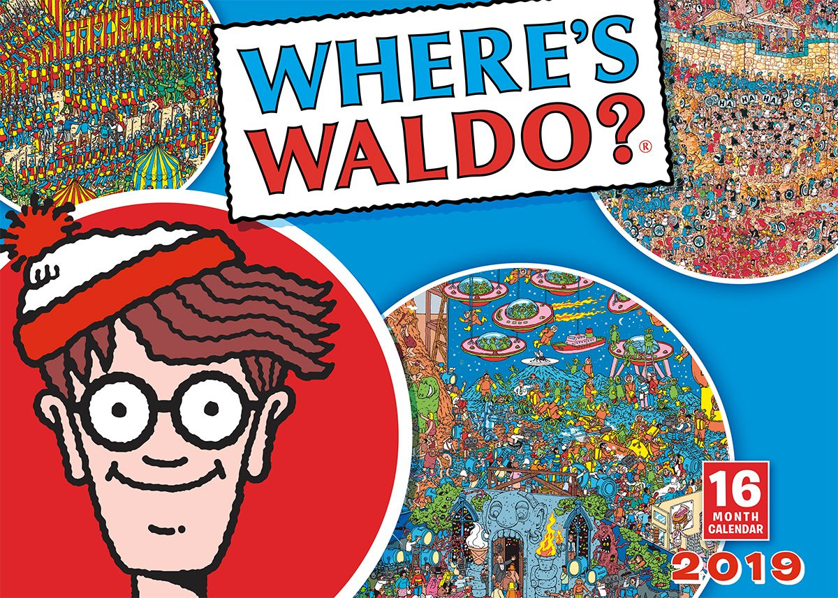Where's Waldo in Lake Placid
