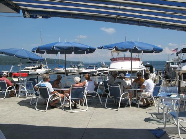 The Galley Restaurant at Westport Marina