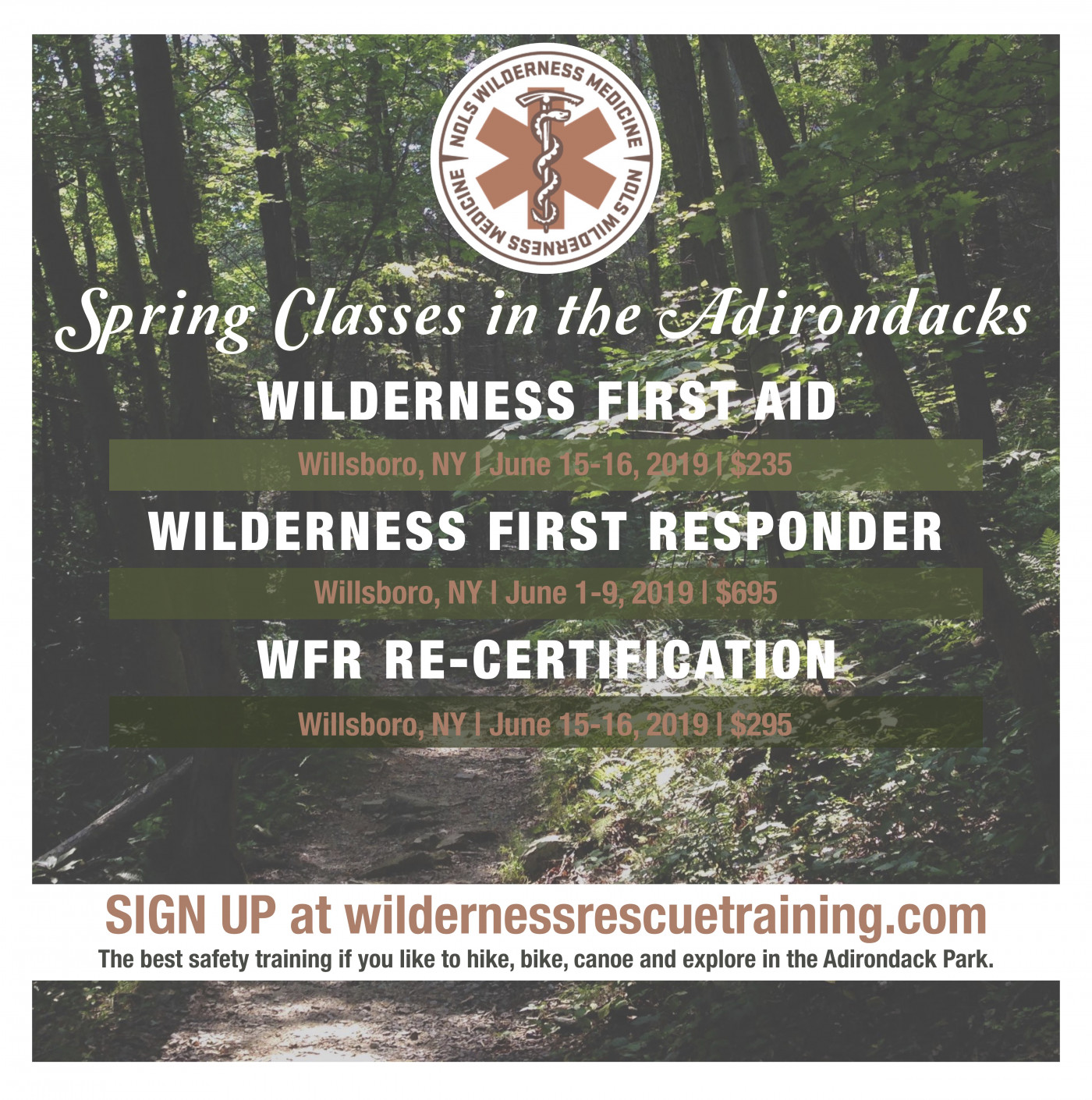 Wilderness First Responder