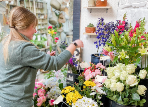#ShopADK: The Country Florist & Gifts