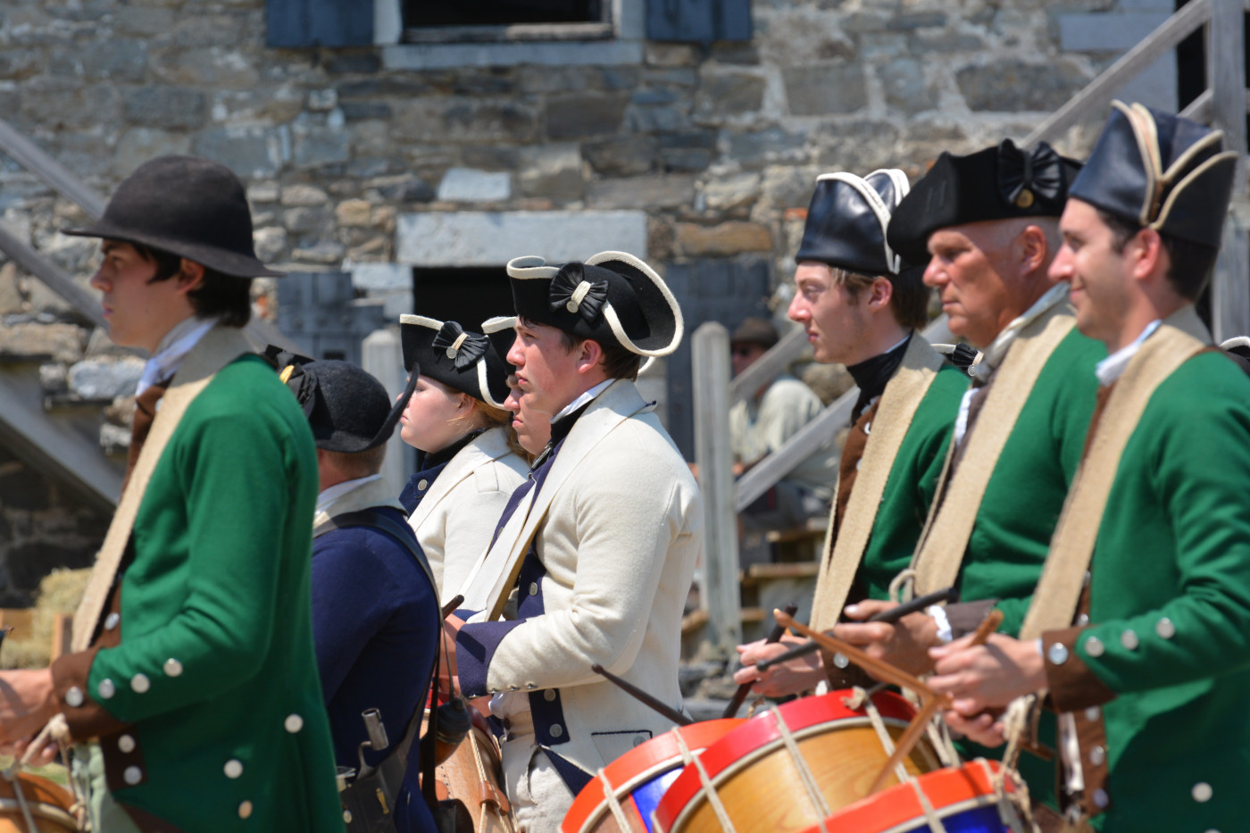 Living History Event: The Sound of 1776