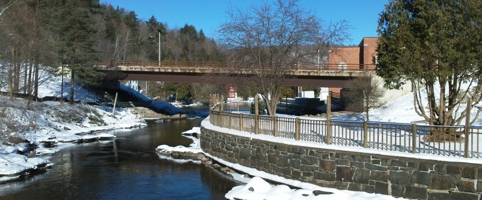 Saranac Lake Riverwalk