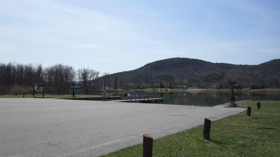 NYS DEC Ticonderoga-Lake George Boat Launch
