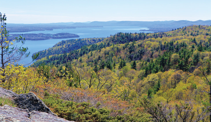 Explore Split Rock Mountain