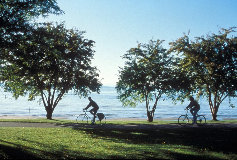 Lake Champlain Bikeways