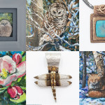 October Featured Exhibit: 'Point of View', NorthWind Fine Arts Gallery