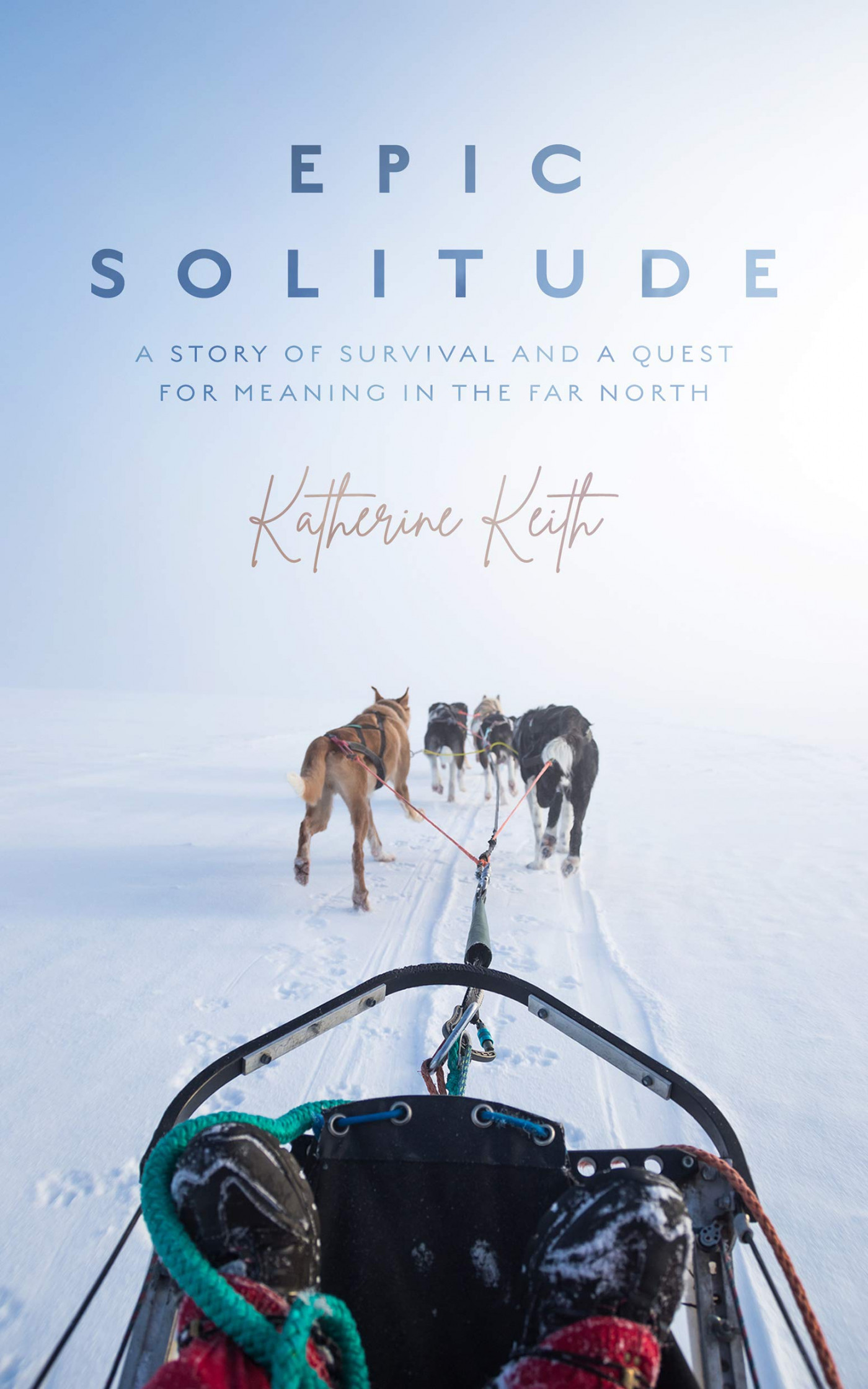 April Book Club Skype Discussion with Katherine Keith