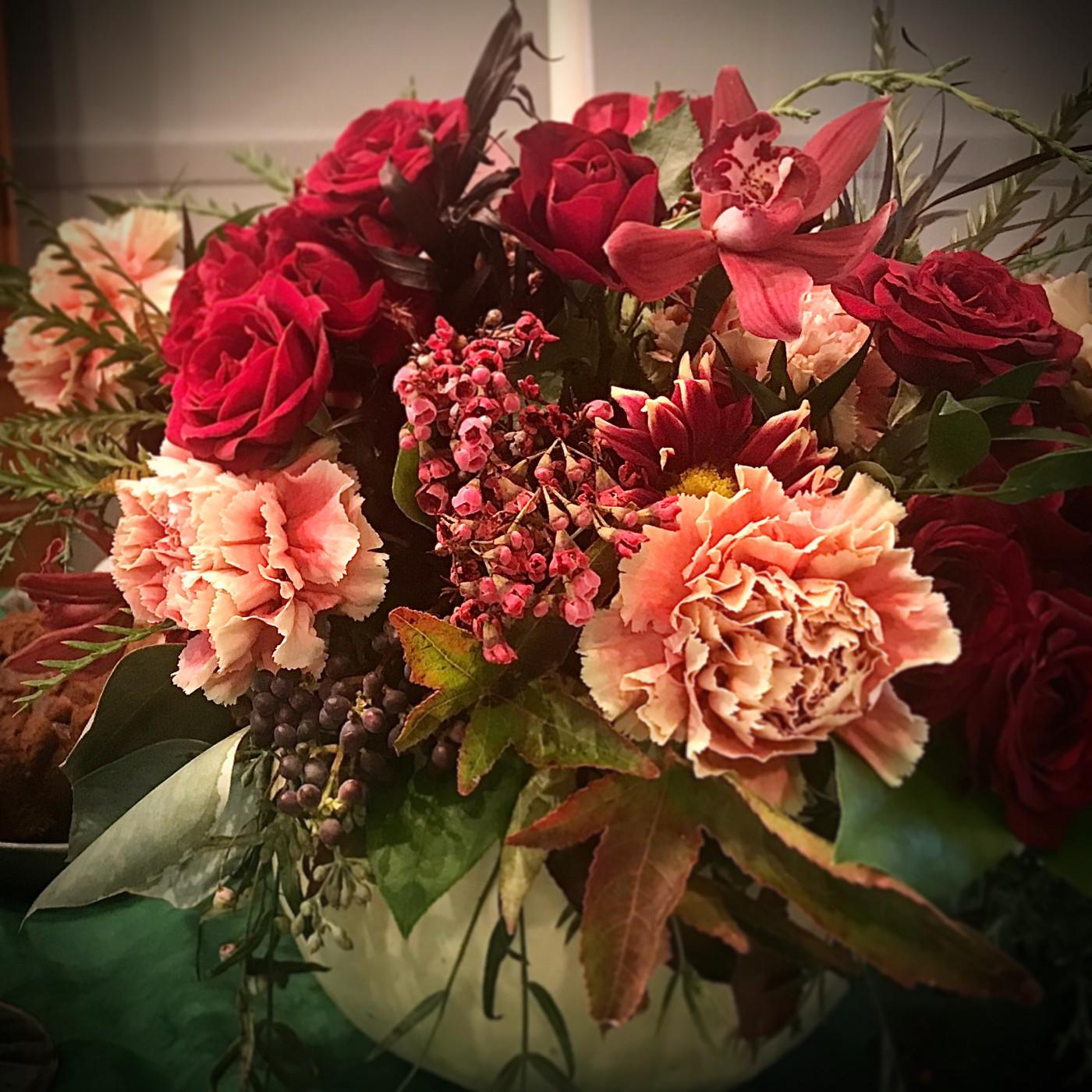 Floral Design Workshop-Thanksgiving Centerpiece
