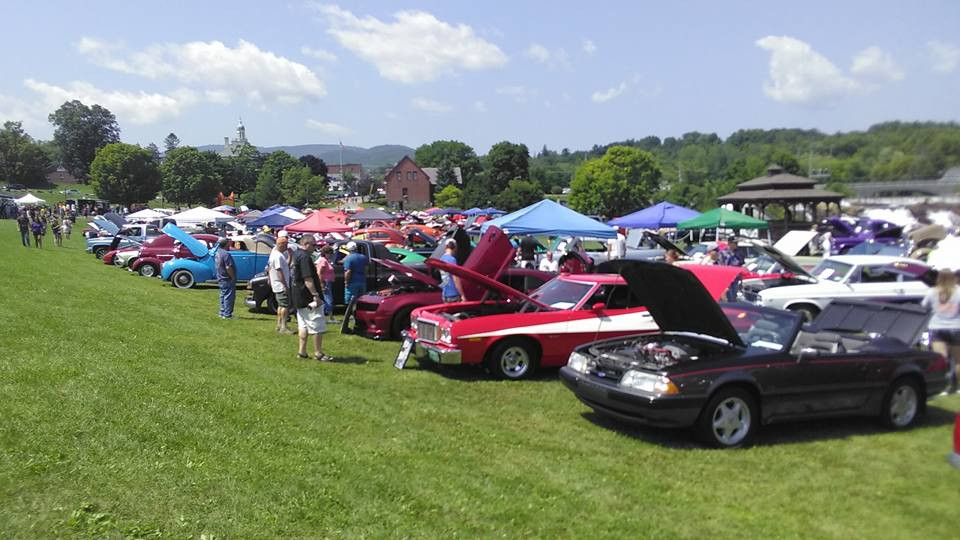 Ticonderoga Area Car Show