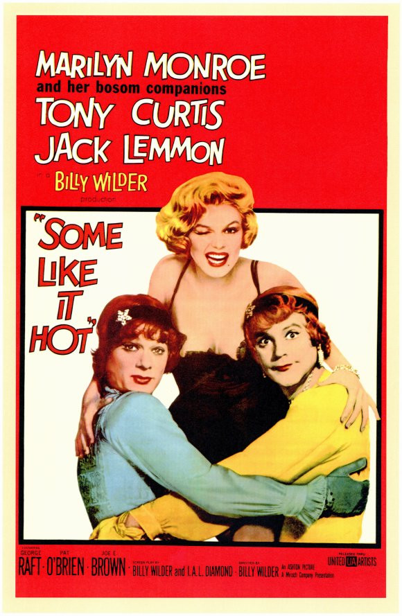 Free Movie Night: Some Like It Hot