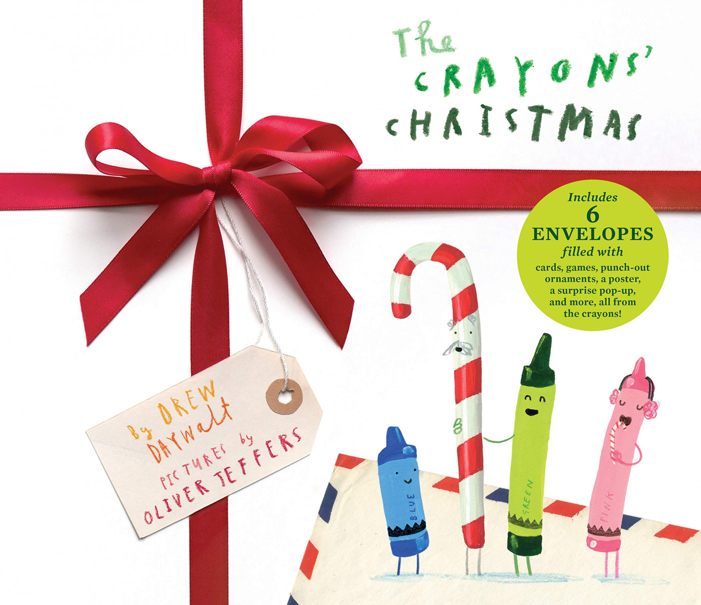 Special Storytime Event- The Crayons Christmas & Craft