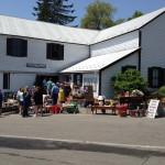 Schroon Lake Lions Club Garage Sale & Raffle