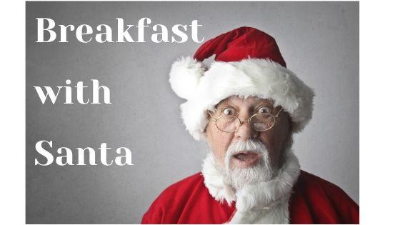 Elks Lodge #1494 Breakfast with Santa