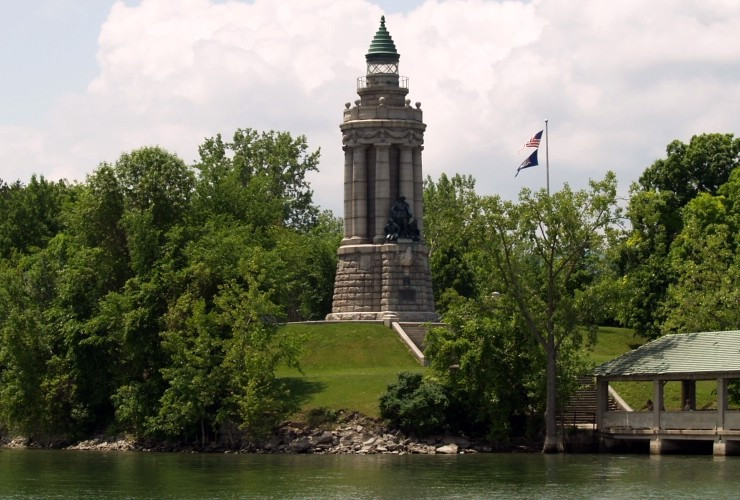 Champlain Memorial Lighthouse