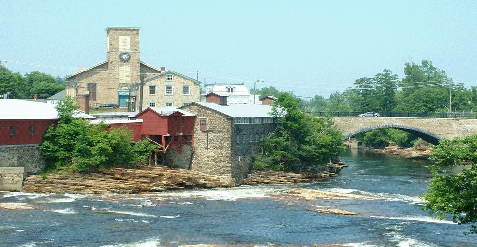 Keeseville Walking Tour