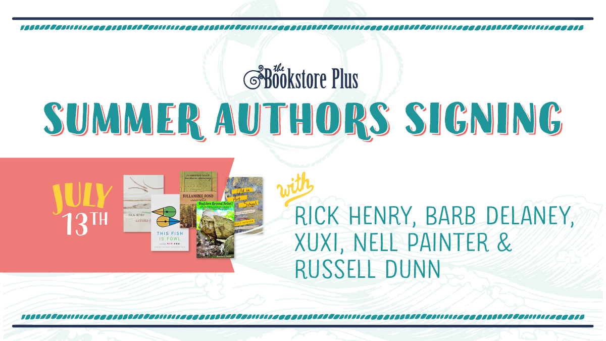 Summer Multiple Authors Book Signing Event