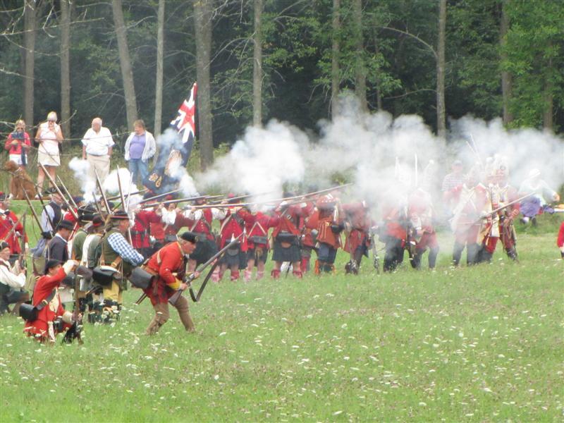 French & Indian War Encampment