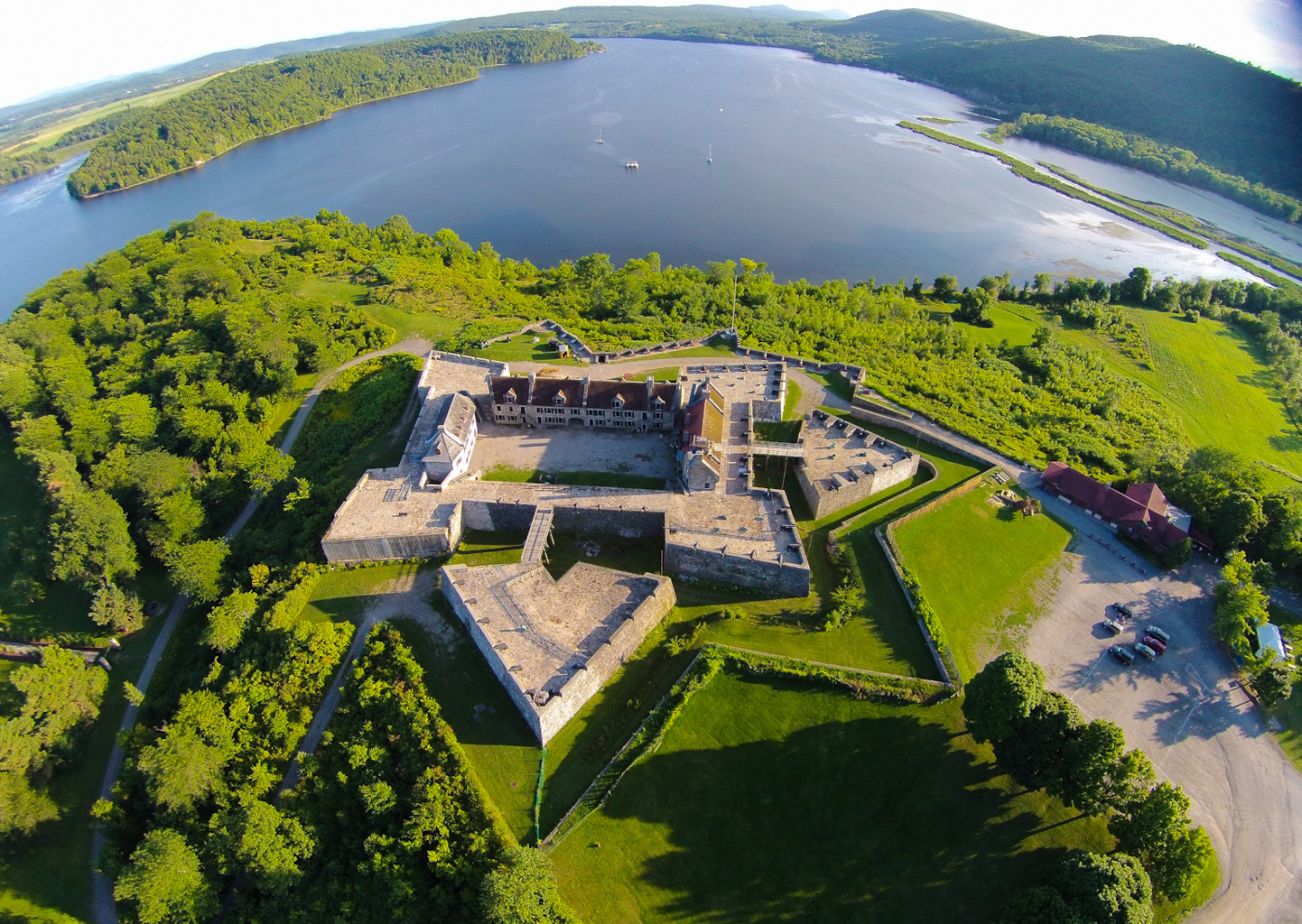 Celebrate Independence Day at Fort Ticonderoga