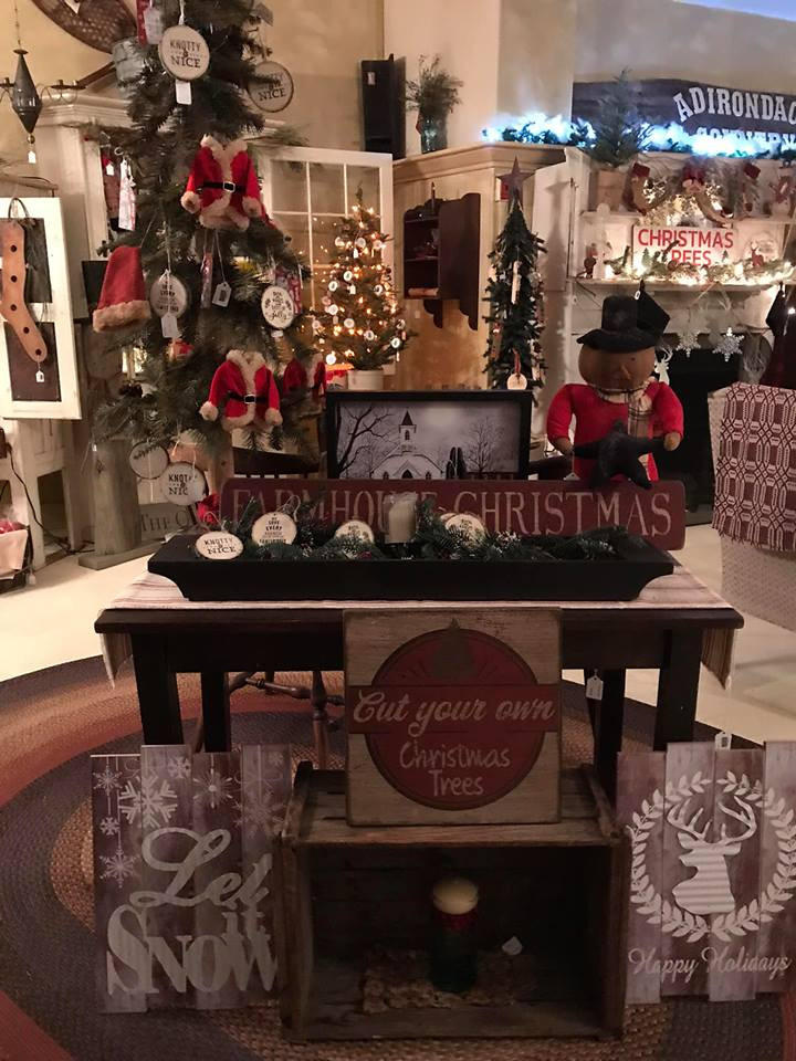 Sugar and Spice Country Shoppe Christmas Open House
