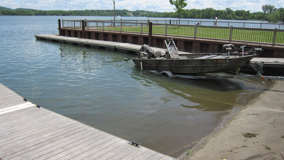 NYS DEC Ticonderoga-Lake Champlain Boat Launch