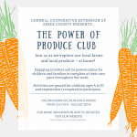 Power of Produce Club: Week 2