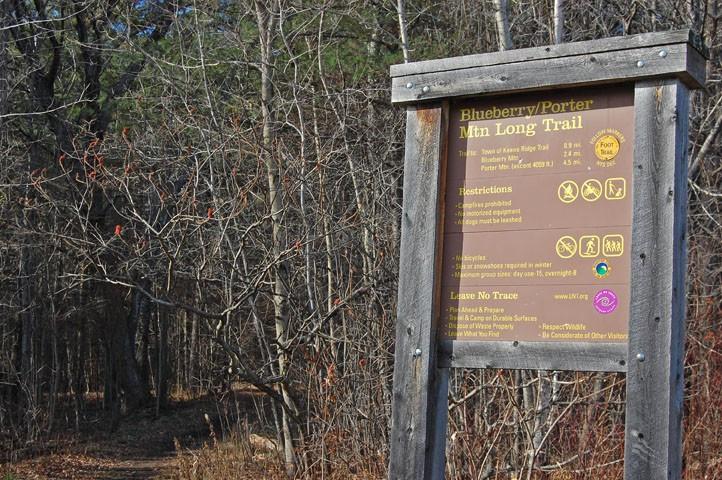 High Peaks Wilderness Area