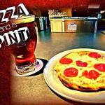 Pizza & Pint Night at Big Slide Brewery