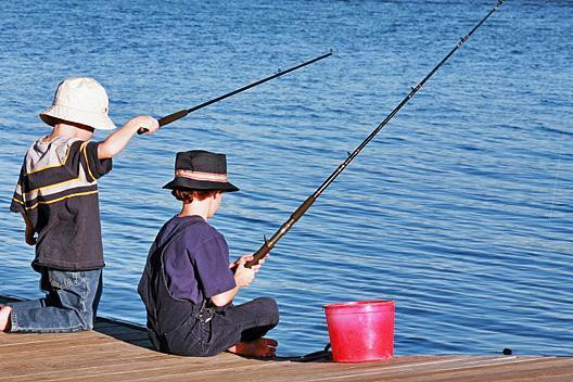 Ticonderoga Elks Kids Fishing Tournament