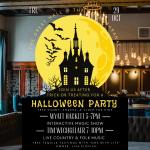 Halloween Party at The Hotel Saranac