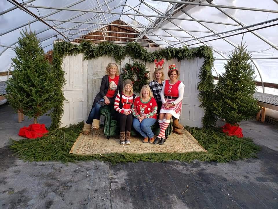 #ShopADK: Tromblee's Christmas Open House
