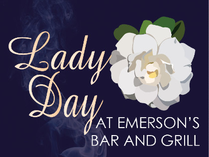 Depot Theatre: LADY DAY AT EMERSON'S BAR & GRILL